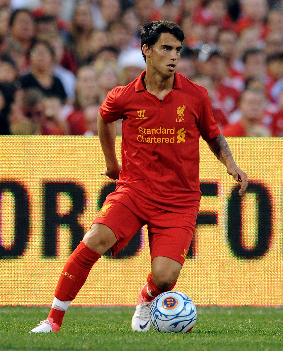 Liverpool FC v Roma