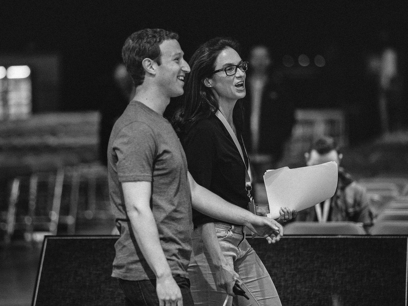 MZCM.0 - Facebook's top PR exec is leaving