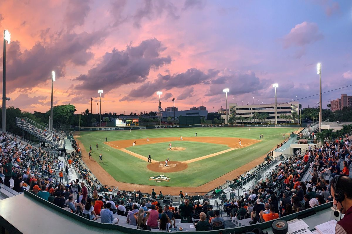 This Week In Canes Baseball May 8th Edition State Of The U