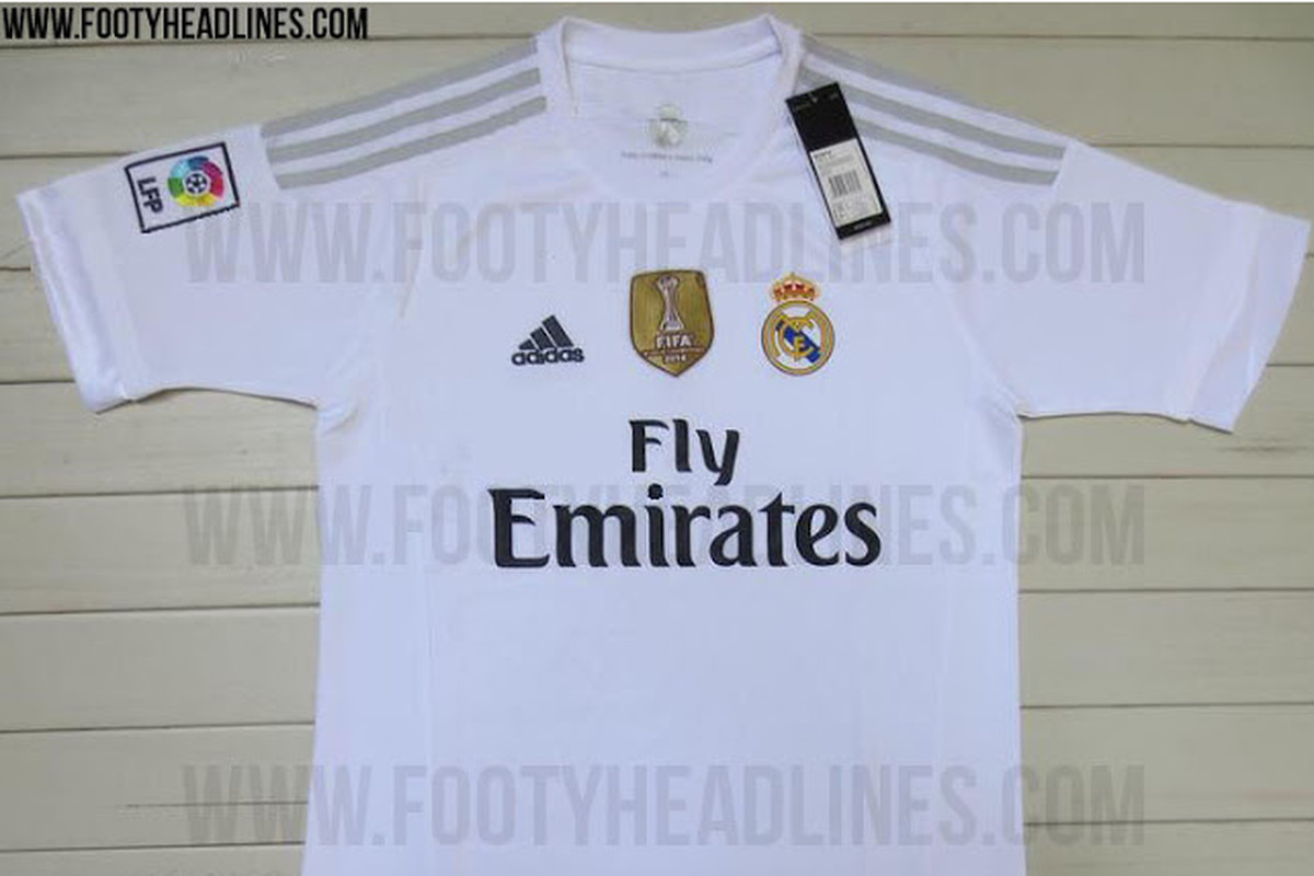 b2c119395 Gray will become a popular color in Real Madrid s fanbase with the 2015-2016  kits. Apparently