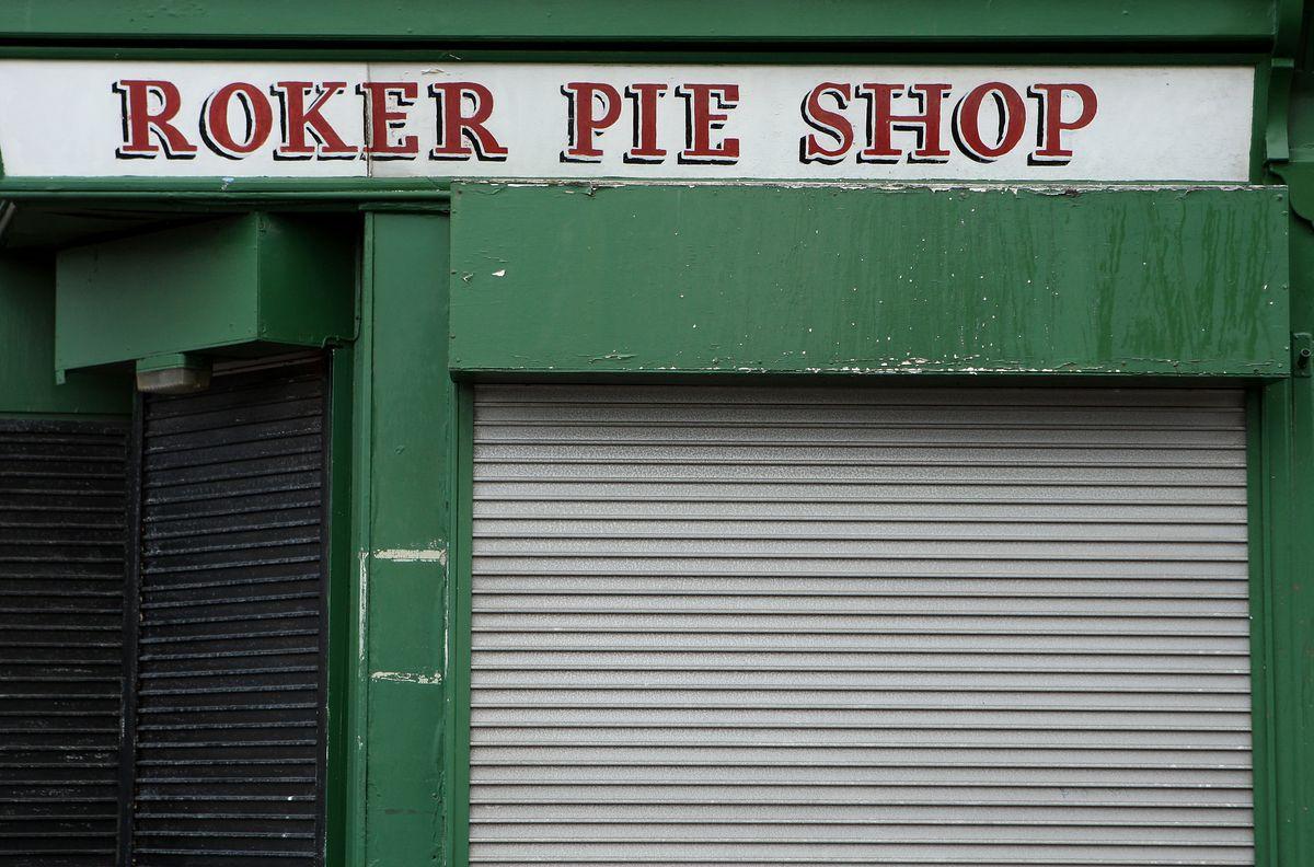 Soccer - Old Football Grounds - Sunderland - Roker Park