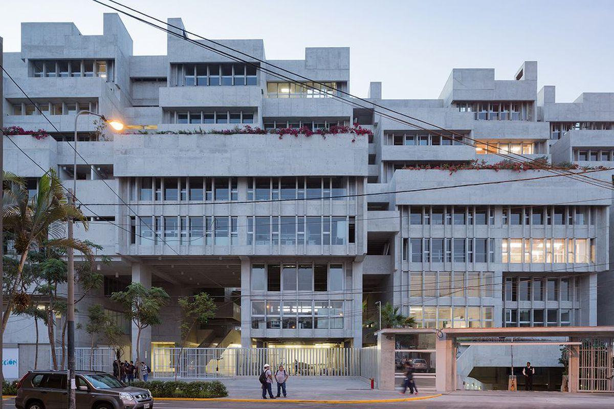 Utec University Building