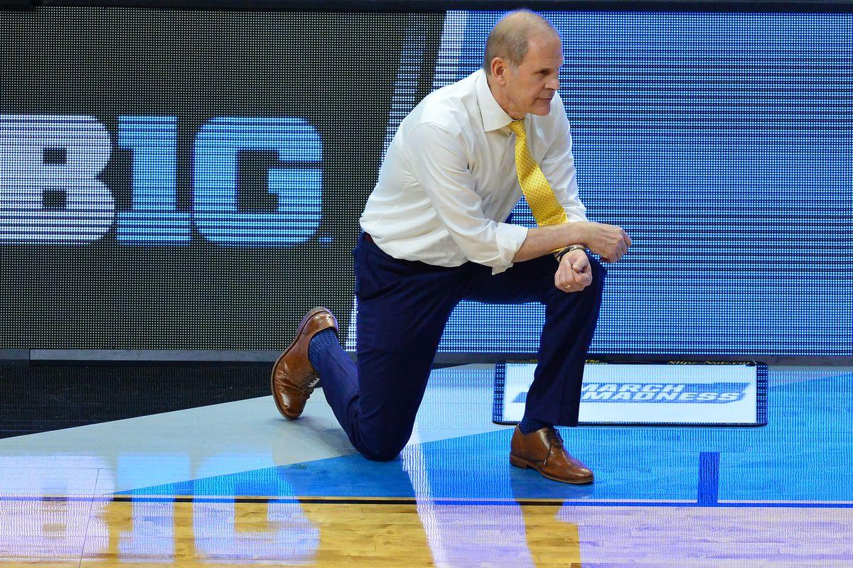 NCAA Basketball: NCAA Tournament-West Regional-Texas A&M vs Michigan