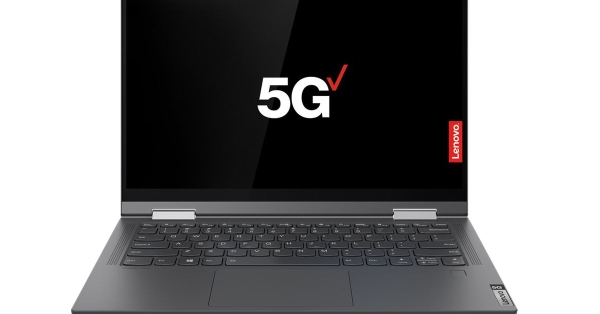 The Lenovo Flex 5G is the world's first 5G laptop you can actually buy