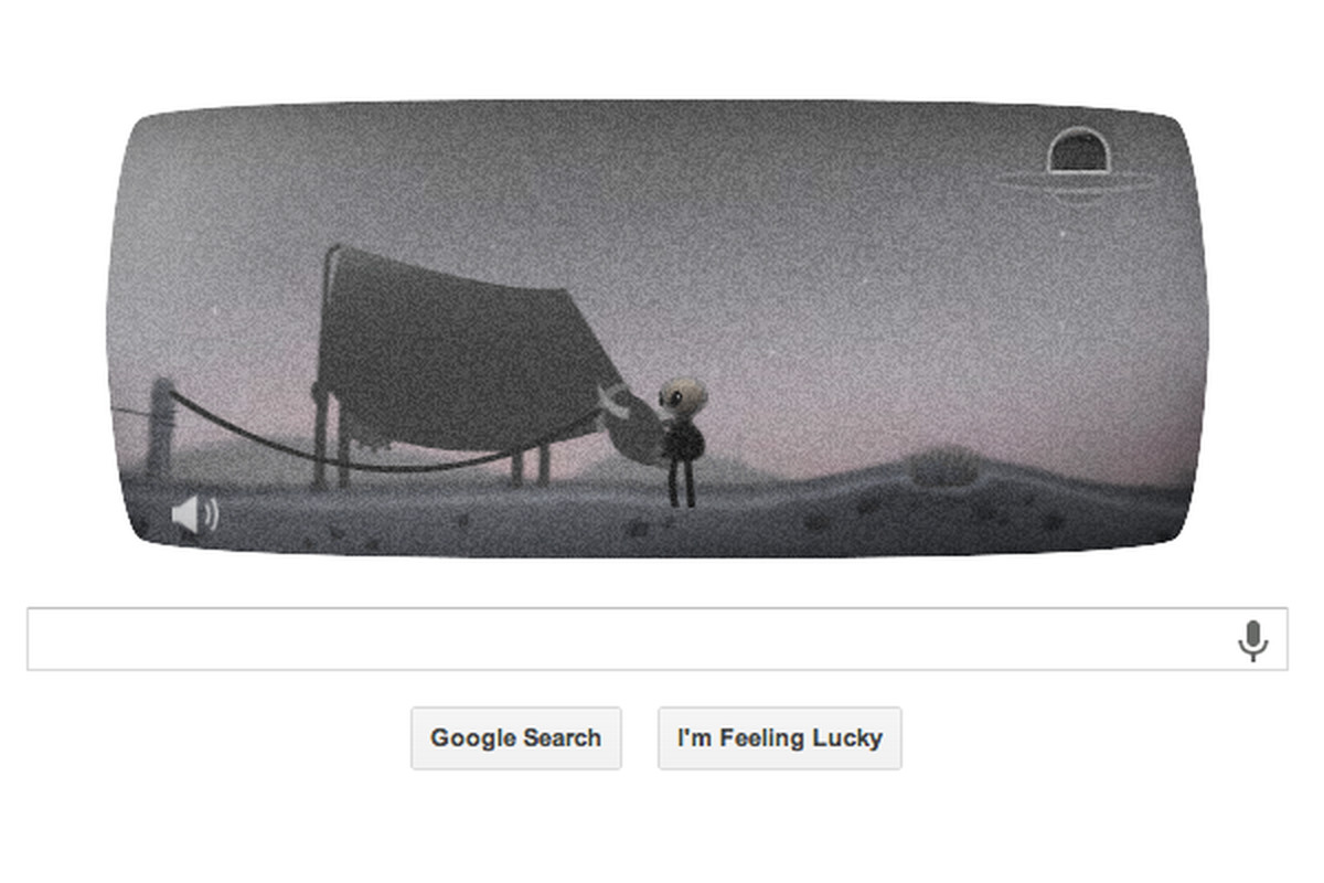 roswell incident google doodle