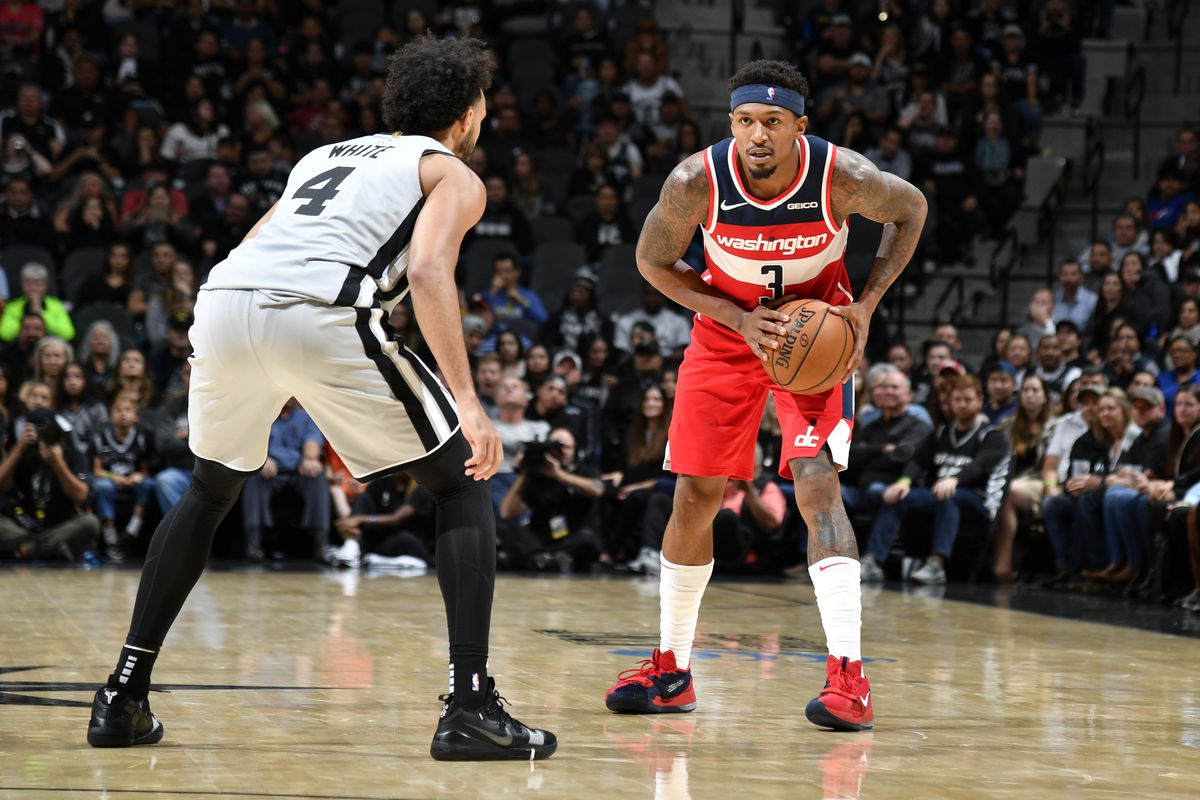 Washington Wizards v San Antonio Spurs