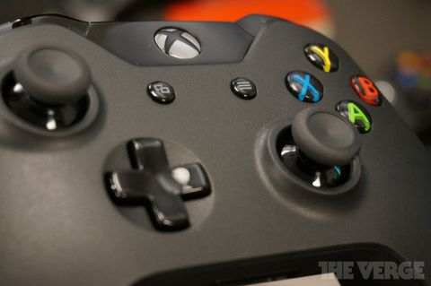 Hands-on with the new Xbox One controller and its crazy