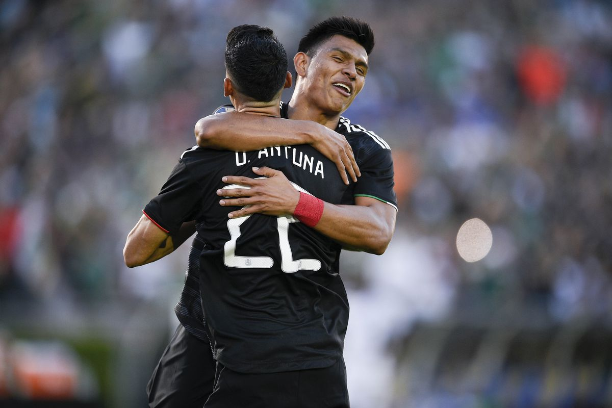 Soccer: CONCACAF Gold Cup-Mexico at Cuba