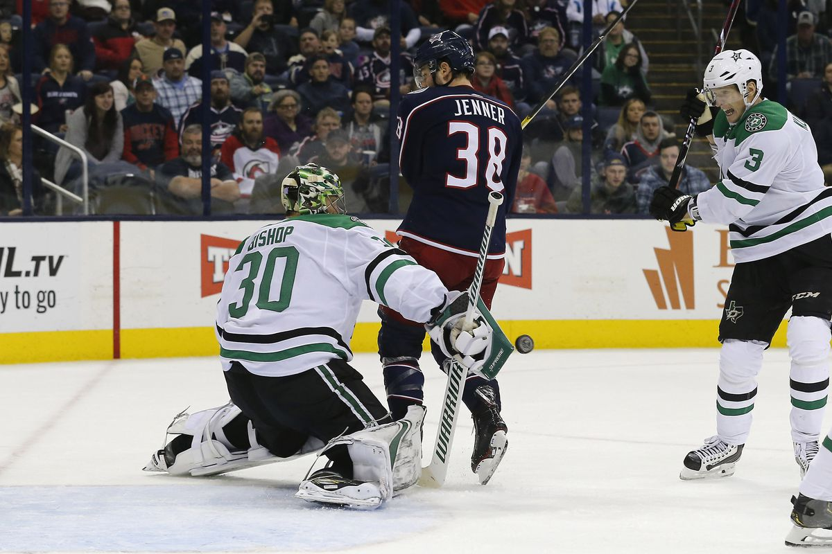 Stars Road Show Continues against Blue Jackets