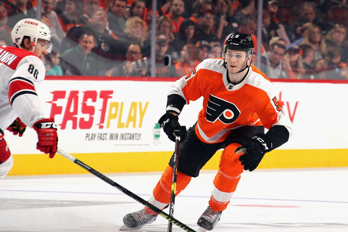 Philadelphia Flyers player analysis: Samuel Morin is running out of time