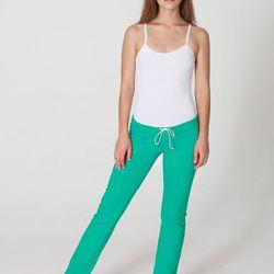 "<a href=""http://store.americanapparel.net/california-fleece-straight-leg-pant_5375dl?c=Brown"">California Fleece Straight Leg Pant</a>, $15 (was $32)"