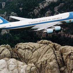 Air Force One livery
