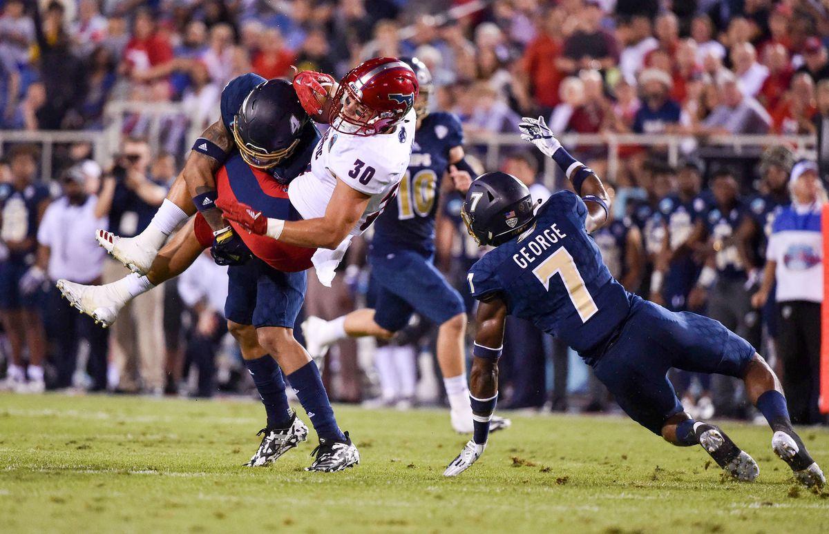 NCAA Football: Boca Raton Bowl-Florida Atlantic vs Akron