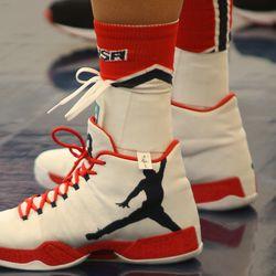 Maya Moore's USA Basketball Air Jordan PE