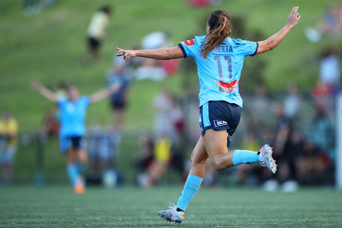 W-League Rd 12 - Sydney v Western Sydney