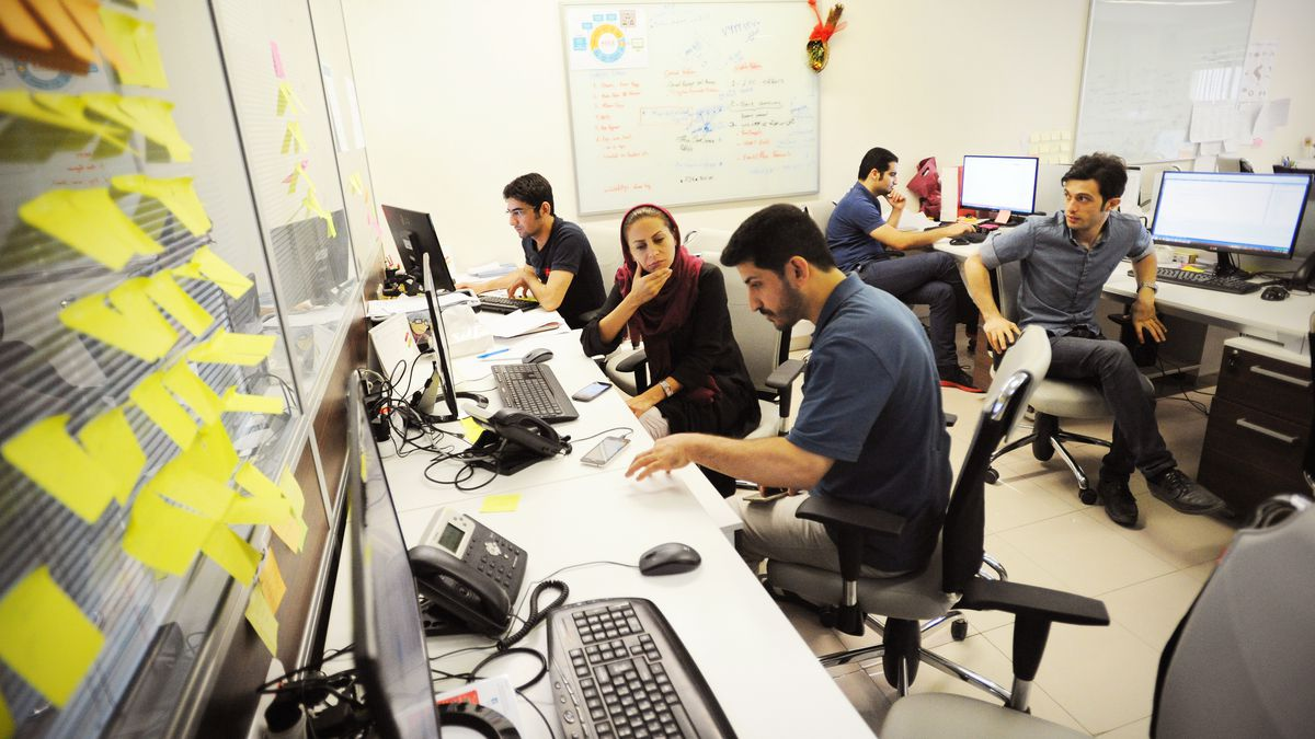 Innovative tech startups are thriving in the Middle East