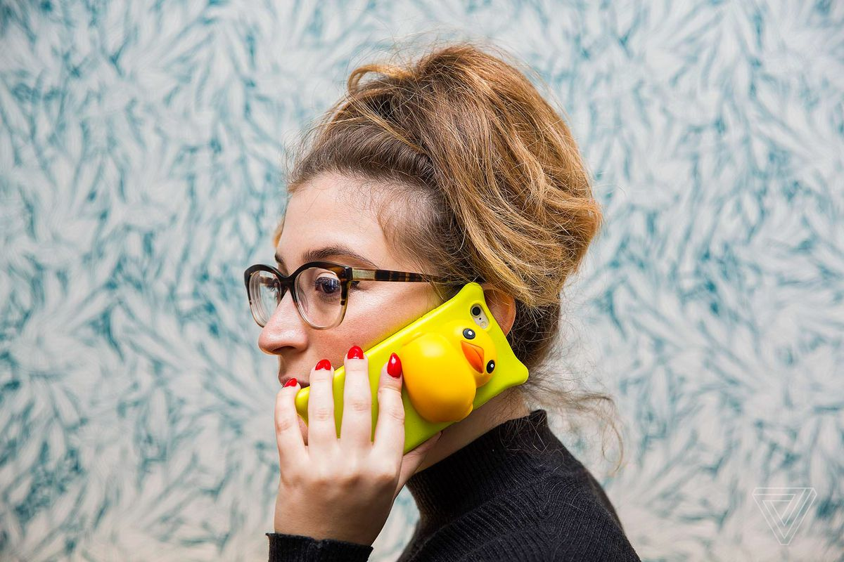 A Rubber Ducky Phone Case Only Appeals To Babies The