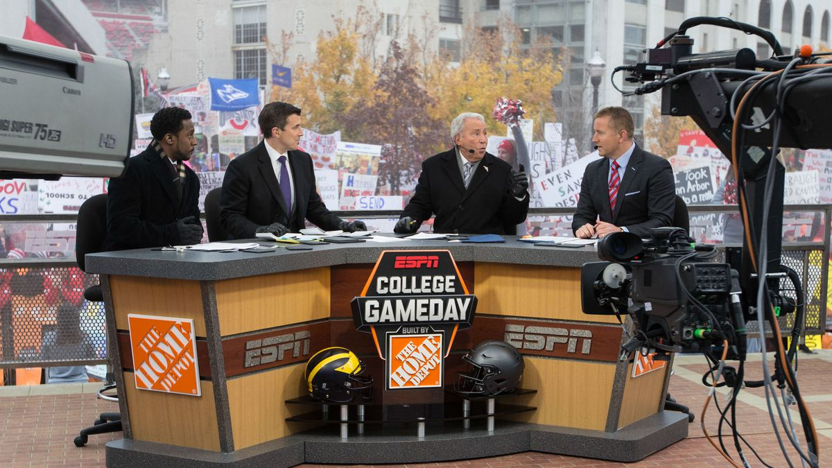 Bryce Harper To Be Guest Picker On Espn College Gameday In