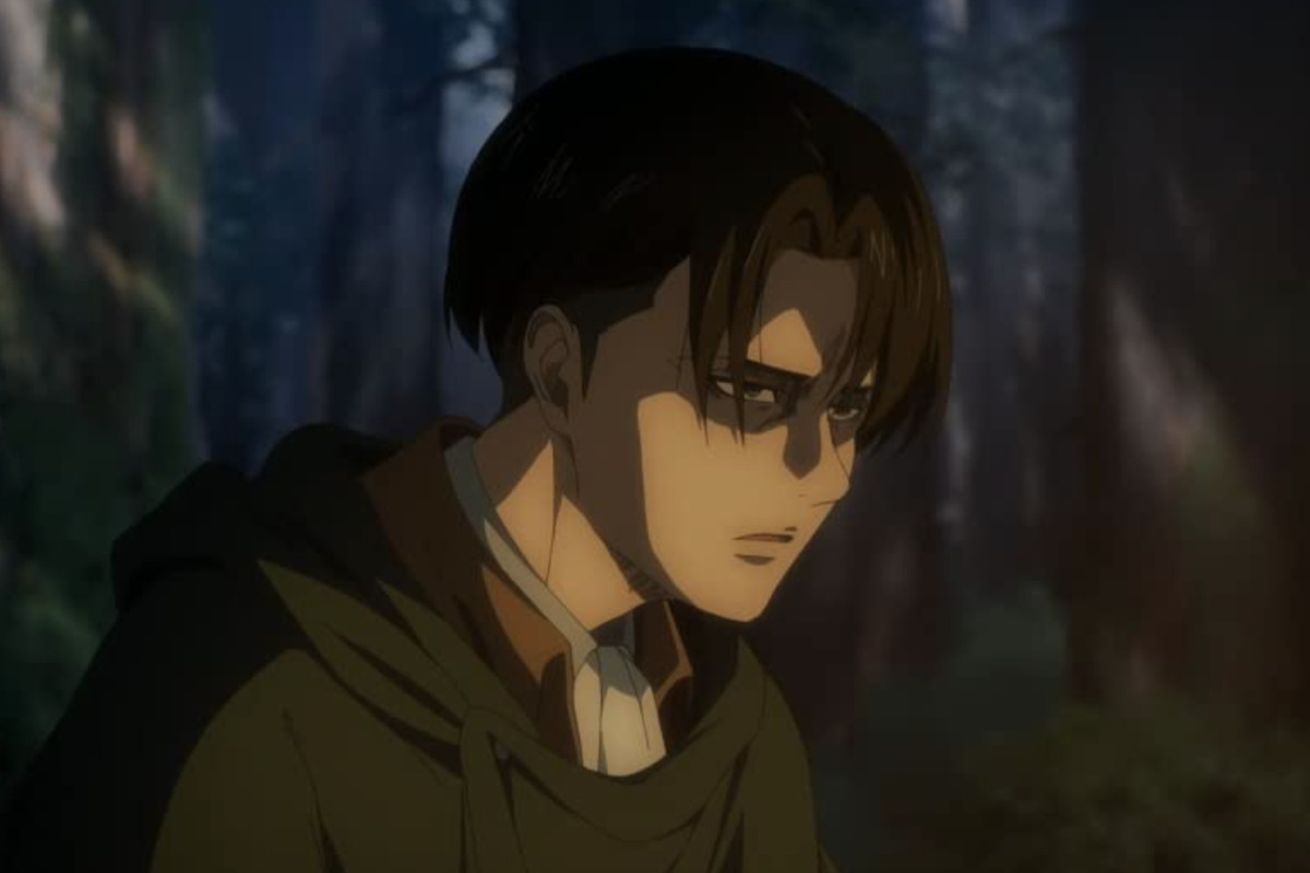 The Attack On Titan Episode The Ringer