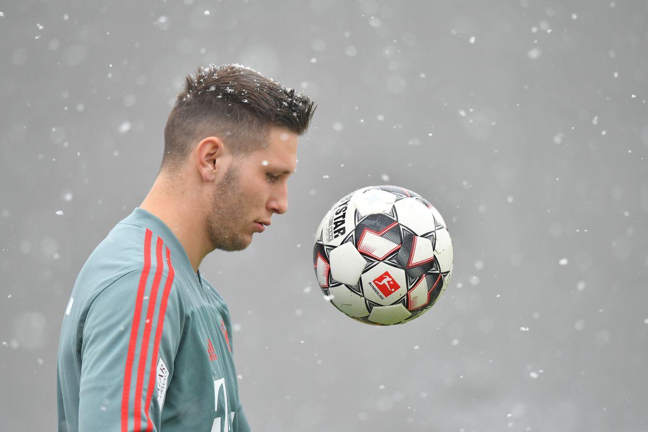"""How will Bayern Munich line up against Fortuna Dusseldorf"""""""