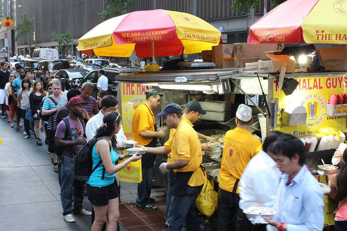NYC's Halal Guys is finally coming to Houston.