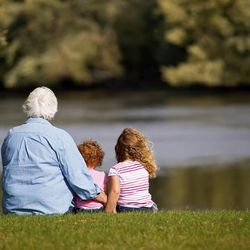 The number of children being raised by their grandparents shot up, doubling from 2000's 2.4 million to 4.9 million in 2010, according to the U.S. Census Bureau.