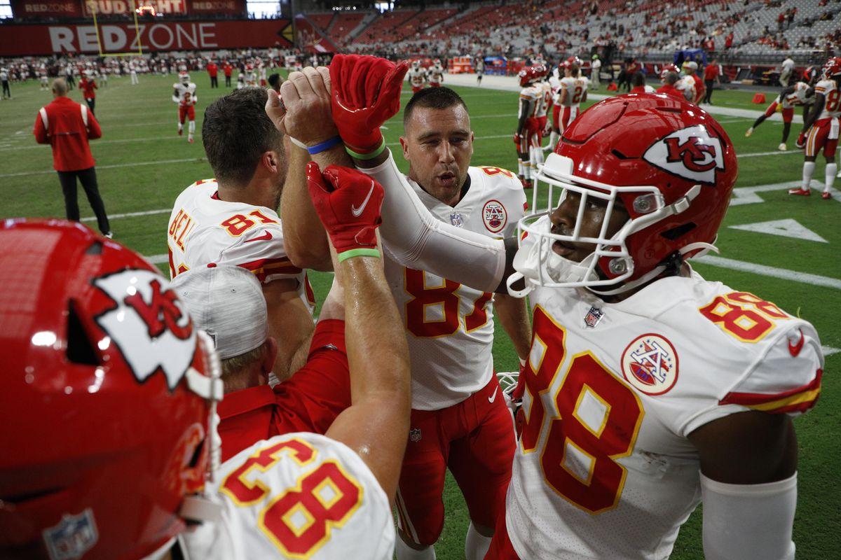 NFL: AUG 20 Preseason - Chiefs at Cardinals