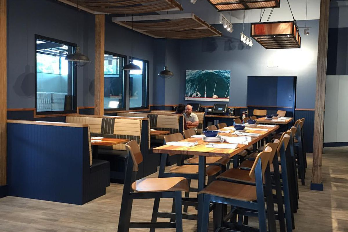 coastal kitchen seattle menu gilmore dives into seafood with salt traders coastal 5509