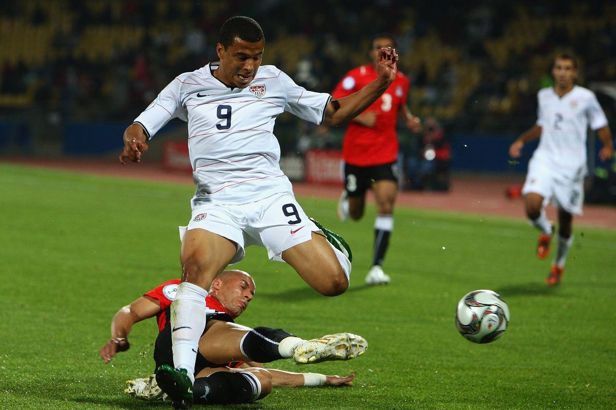 Egypt v USA - FIFA Confederations Cup