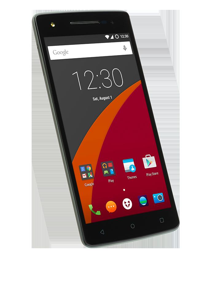 Storm, a new phone from Wileyfox running on Cyanogen