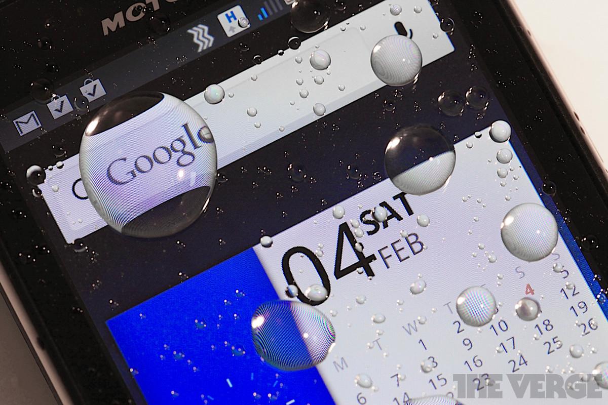 Gallery Photo: Motorola Defy+ hands-on images