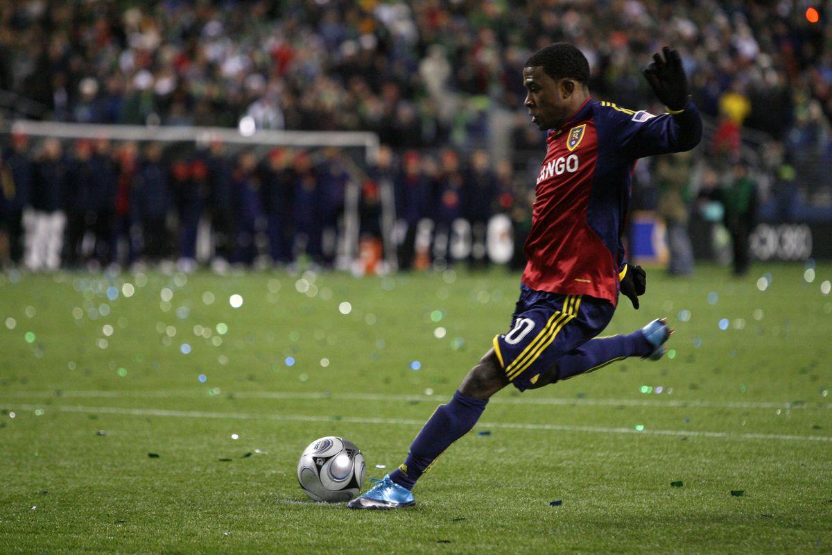Soccer - MLS Cup - Sounders FC vs. Galaxy