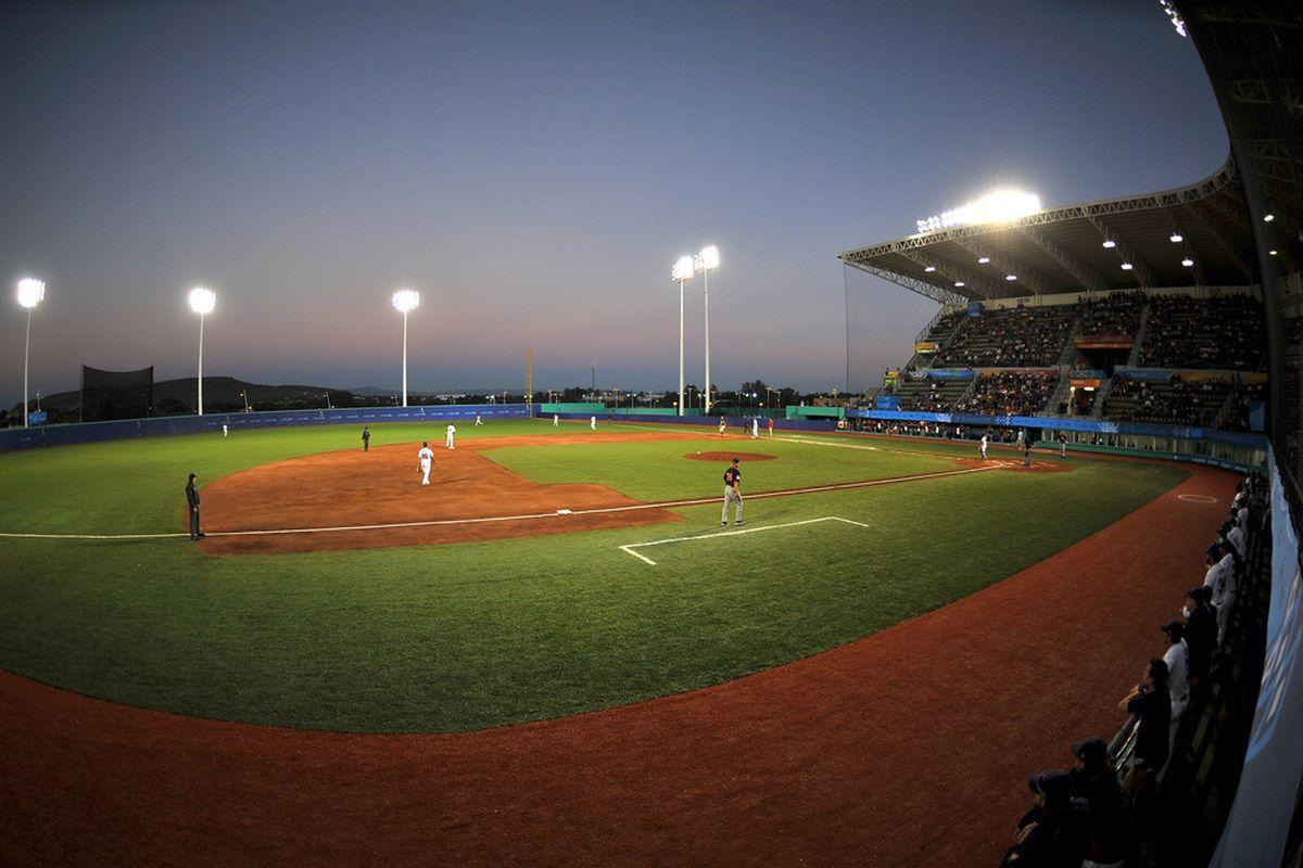 This is baseball.