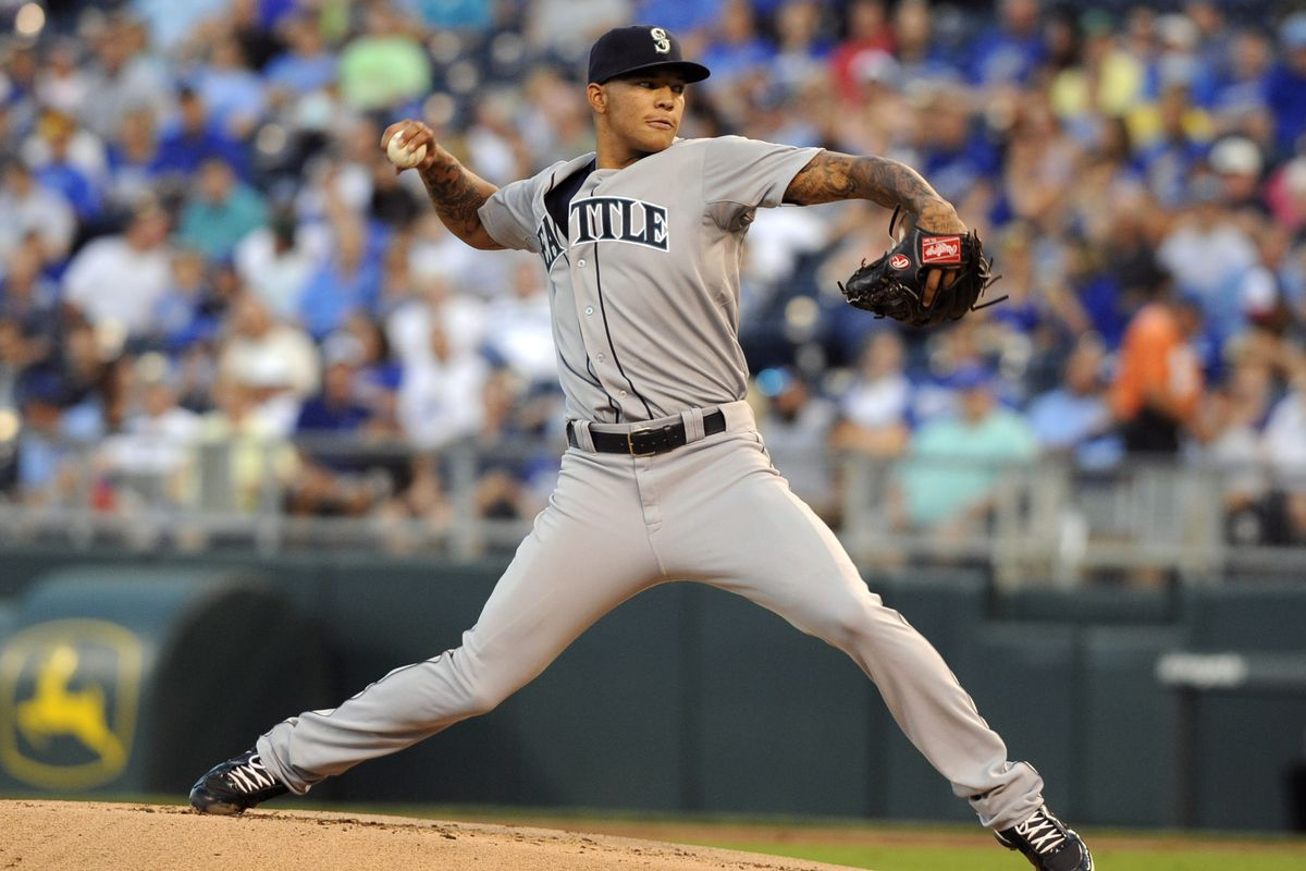 There is a good chance that Taijuan Walker's value will never be higher than it is right now