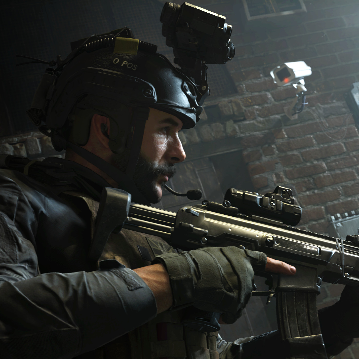 Call Of Duty Modern Warfare Is A Tense And Daring Reboot Of The Beloved Shooter Series The Verge