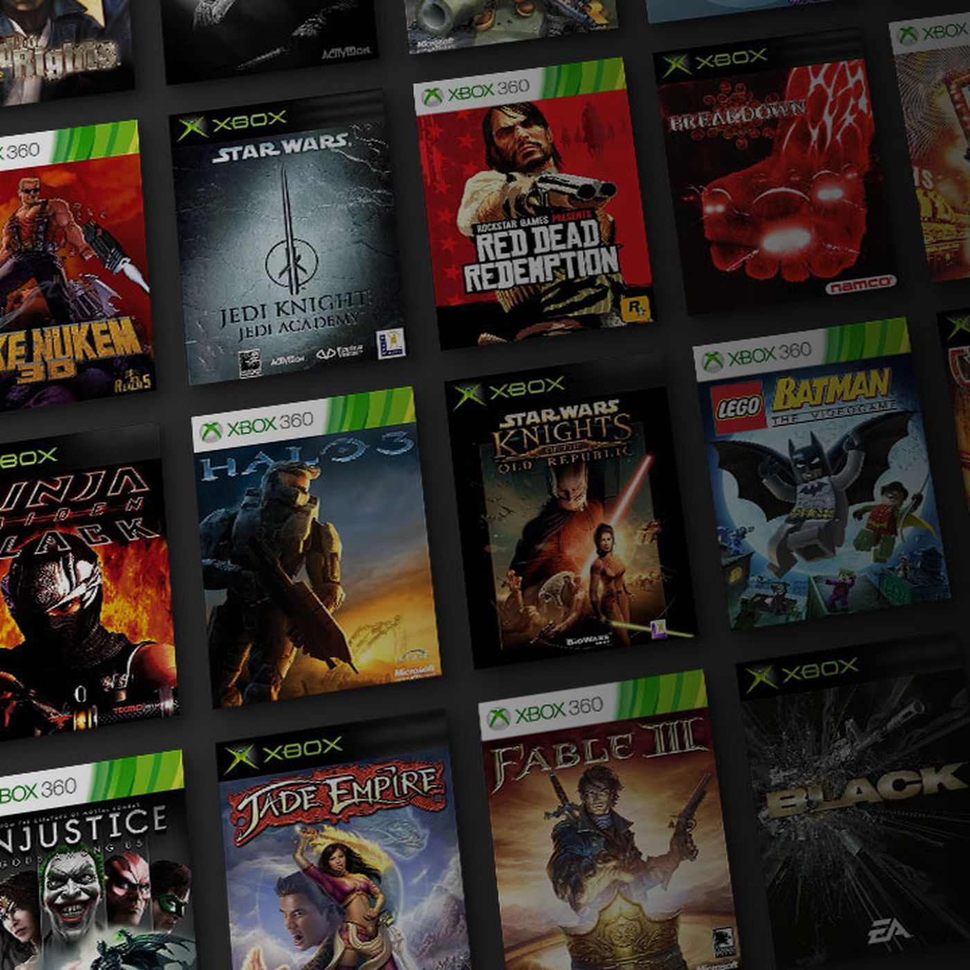 Microsoft announces final backward-compatible games coming to Xbox