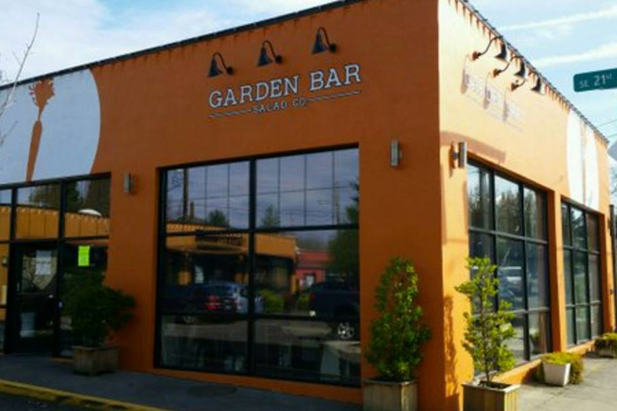 Garden Bar Salad Co.
