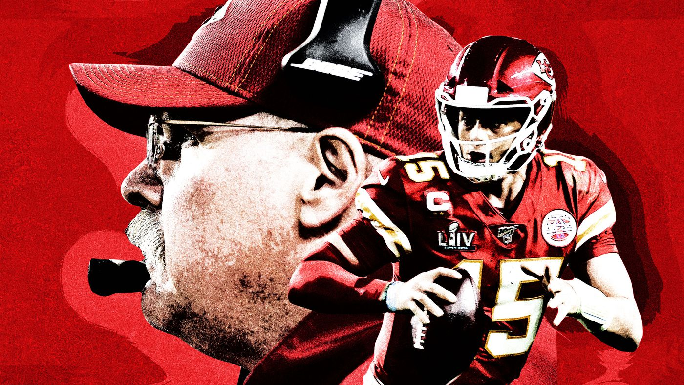 Patrick Mahomes and Andy Reid Are a Match Made in Football Heaven