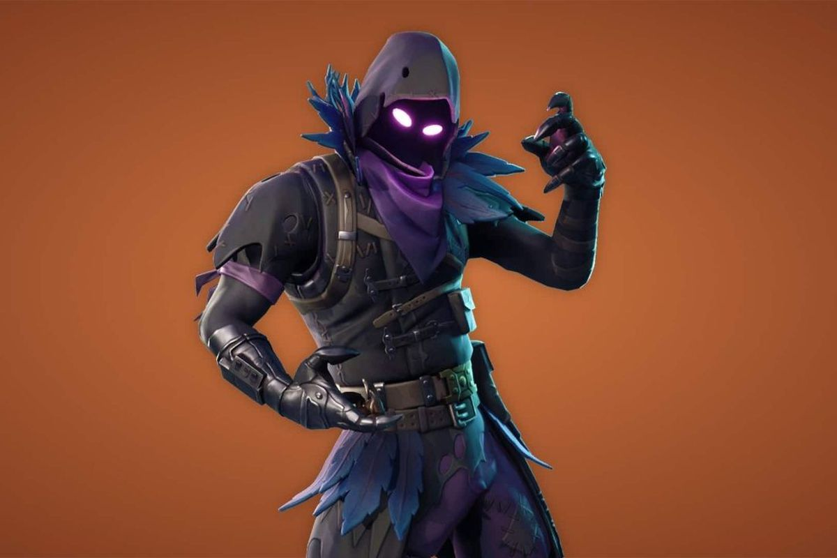 raven skin in fortnite epic games - how to transfer skins on fortnite