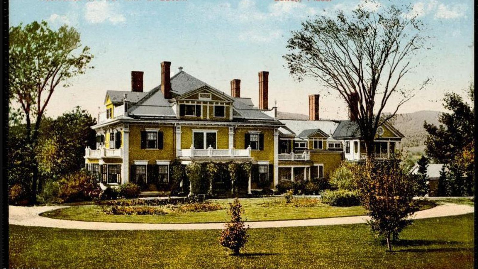 3 Gilded Age Berkshire Retreats For Sale Right Now