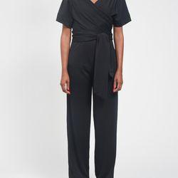 Samantha Pleet Vortex jumpsuit, $145 at Swords-Smith (was $289)