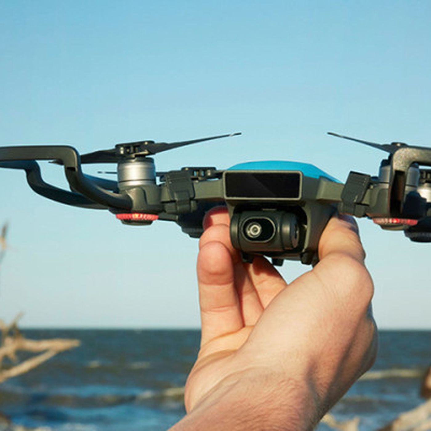 DJIs 499 Spark Is The Companys Cheapest And Tiniest Drone Yet