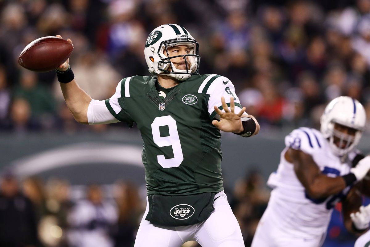 Bryce Petty to start for Jets for the remainder of the season ...