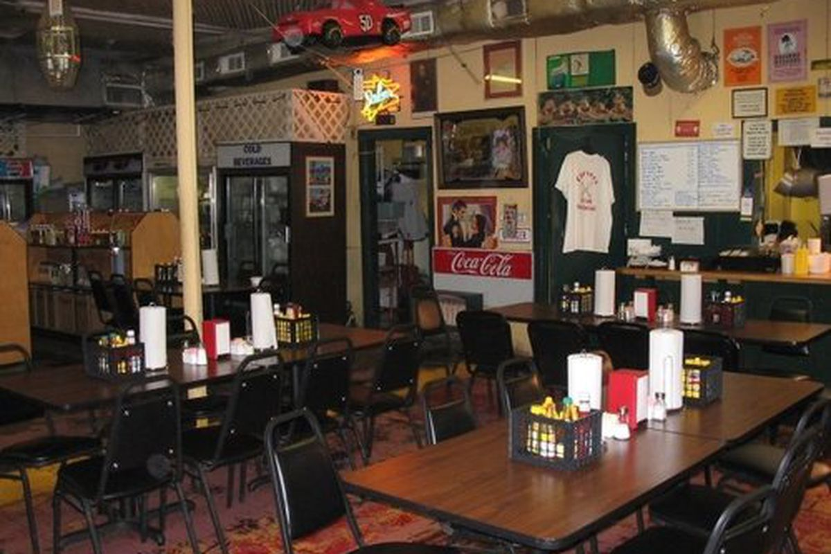 Carver's Country Kitchen.