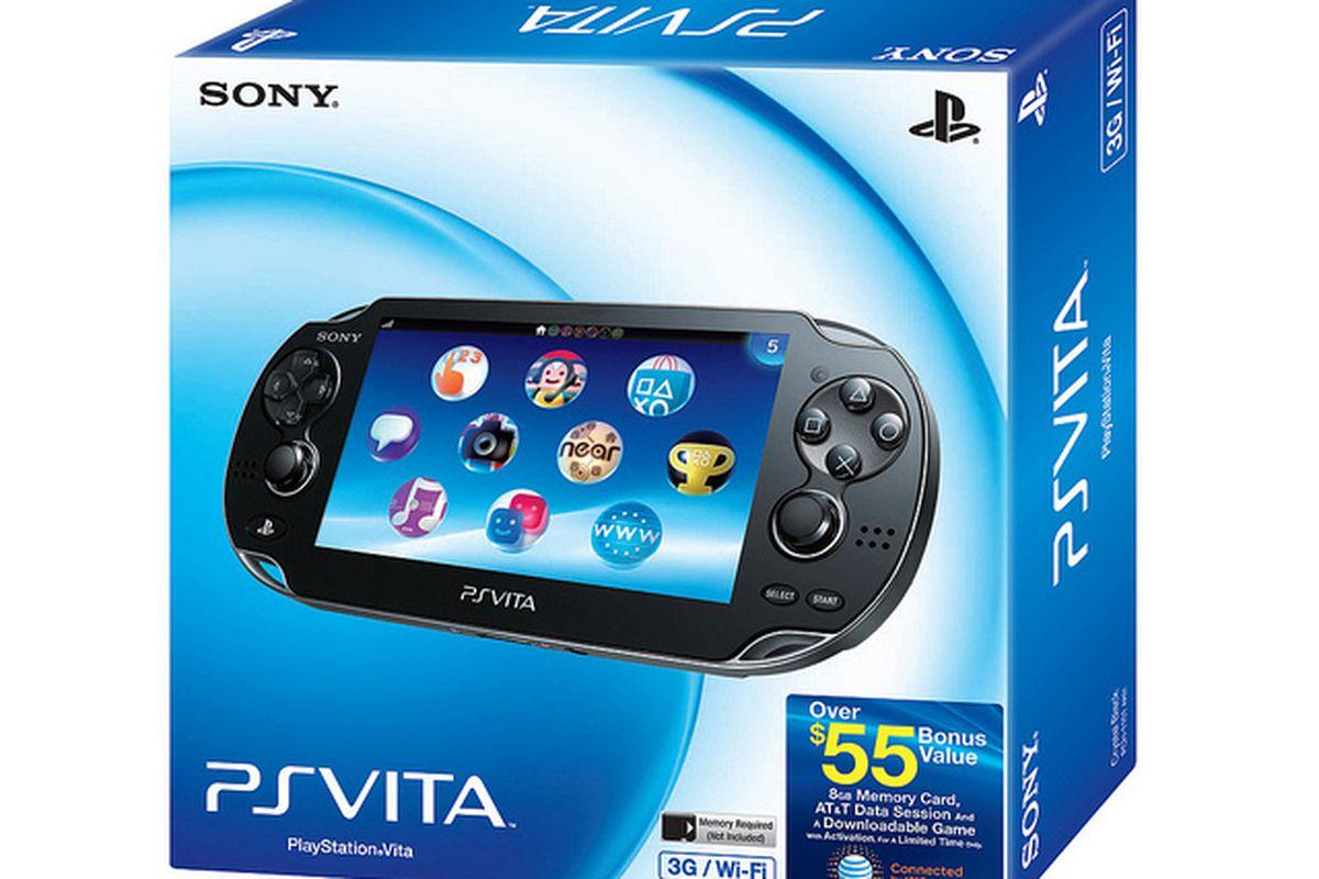 PS Vita Launch Day bundle press