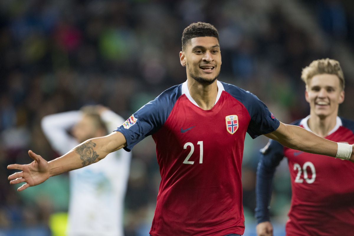 Slovenia v Norway - UEFA Nations League C