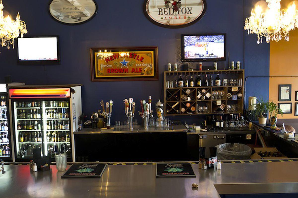 Rockwell Tavern & Grill.