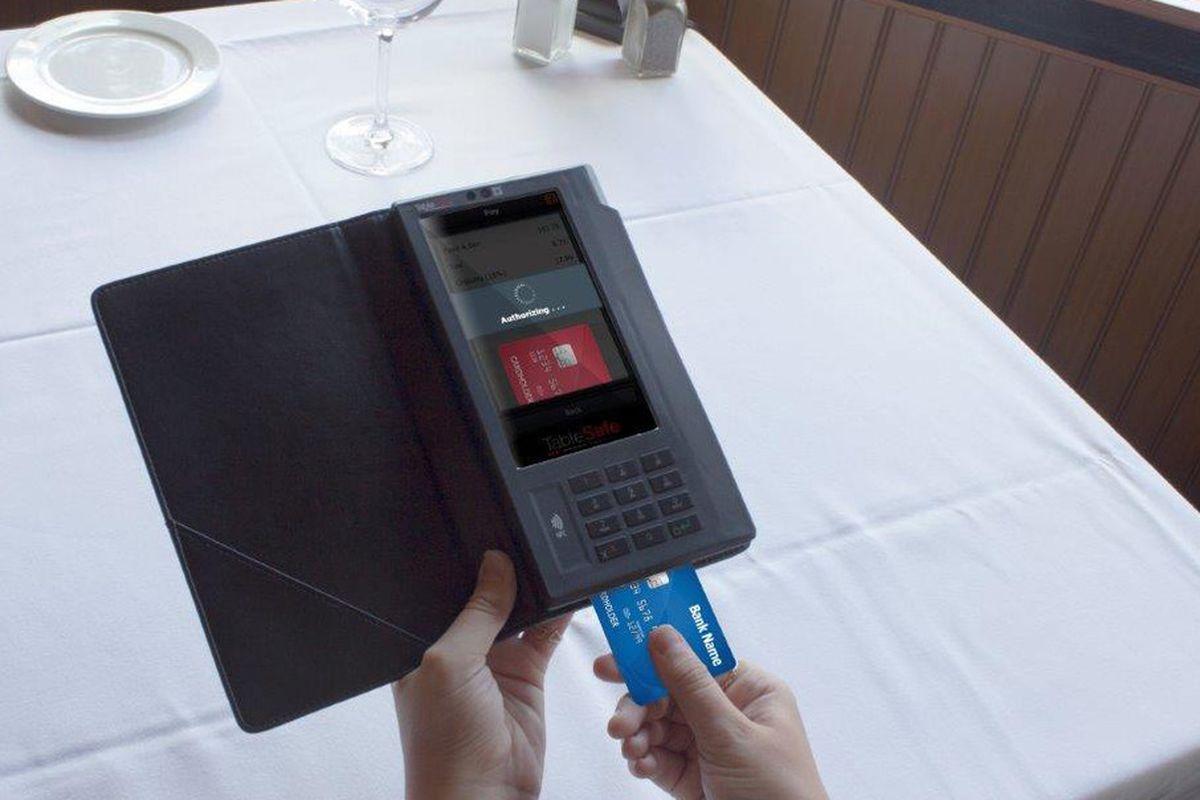 Restaurant Tech Startup TableSafe Raises Million For Its Payat - Pay at the table restaurant
