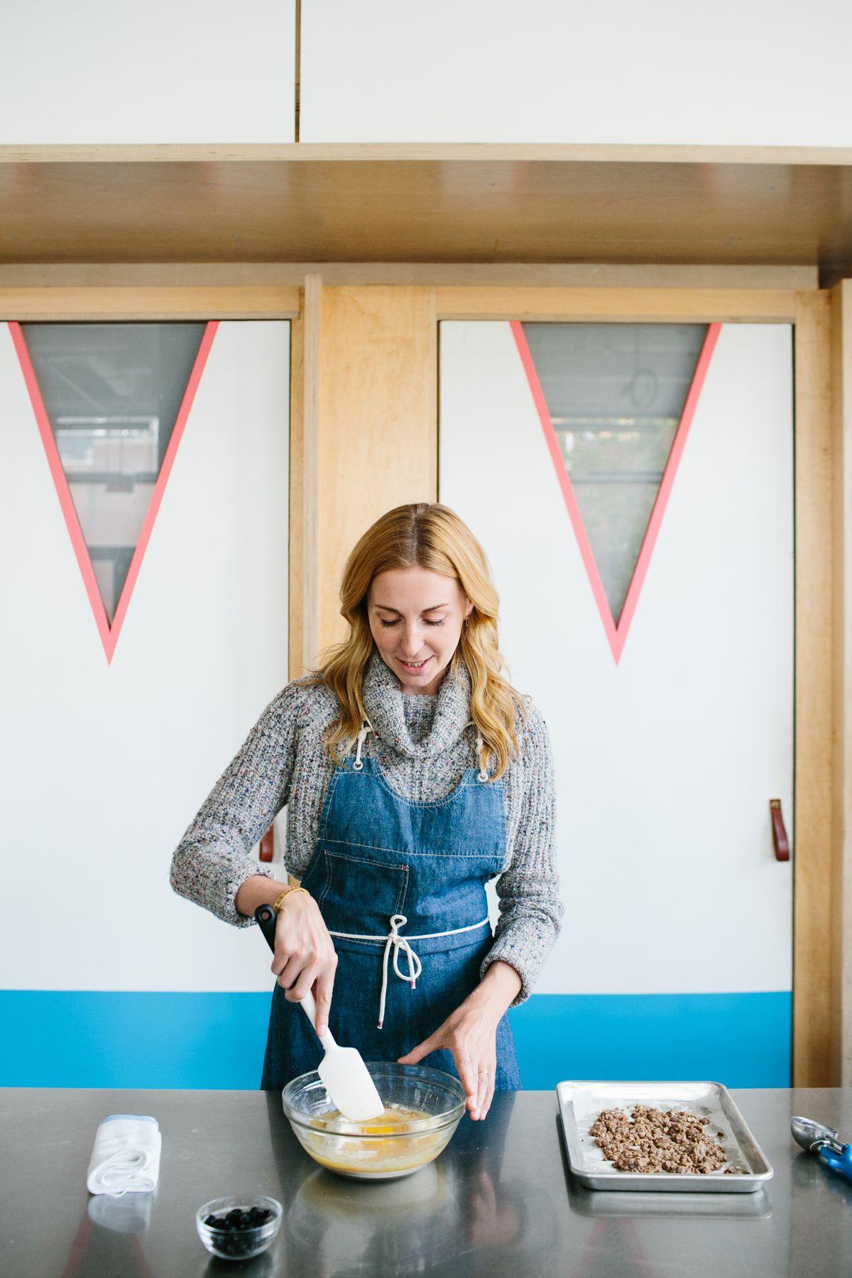 Milk Bar founder and CEO Christina Tosi