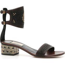 Valentino ankle cuff sandal